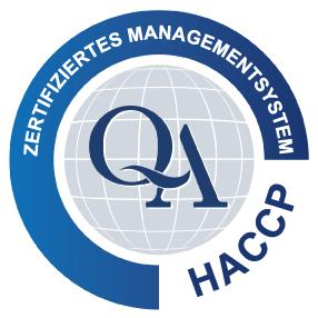 HACCP - Norm für Lebensmittelsicherheit