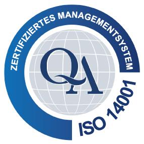 ISO 14001 - Norm für Umweltmanagement
